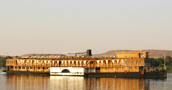 SS Nile Sudan Steamer 9 Days Tour Packages