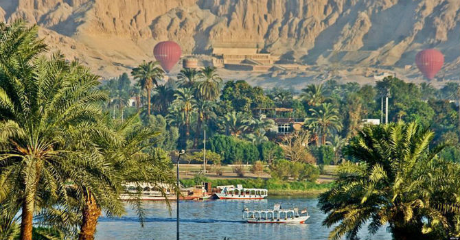 10 Days Egypt Honeymoon Package