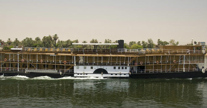 SS Nile Sudan Steamer 10 Days Trip Packages