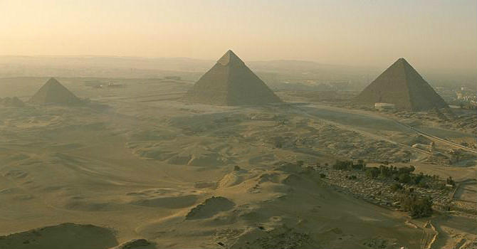 12 Day Dubai Egypt Packages