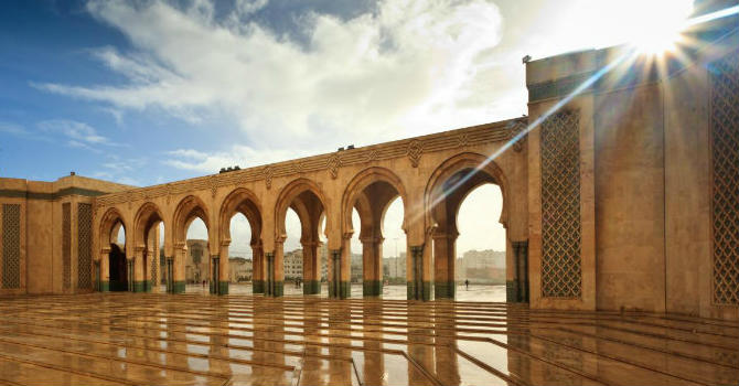12 Days Dubai & Morocco Trips Package