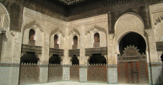 12 Days Jordan & Morocco Trip Packages