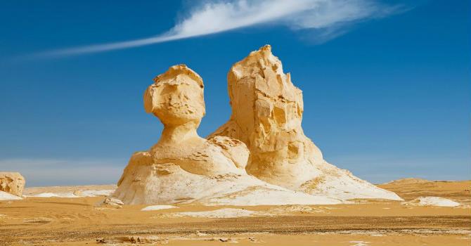 Sahara Desert and Nile River | 12 Day Cairo Nile Cruise Sahara Desert