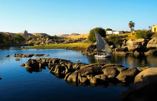 Aswan Group Tours Itineraries
