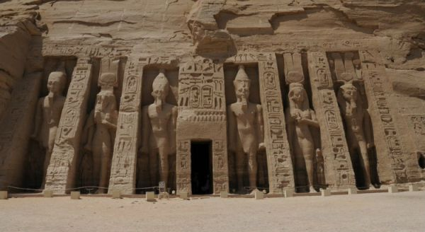 Group Tours to Abu Simbel Temples By Plane