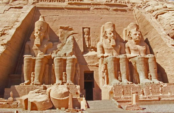 Low Cost Holidays to Abu Simbel Temples By Air