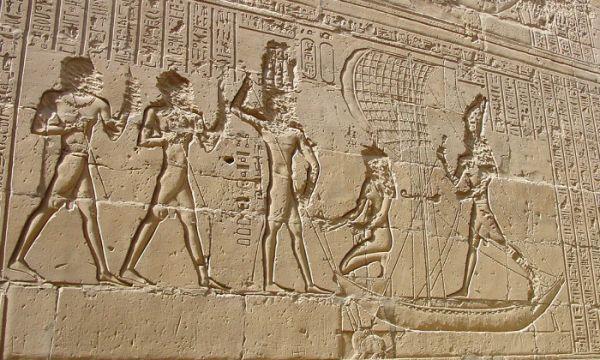 Edfu Temple Discount Tour, Aswan, Egypt.