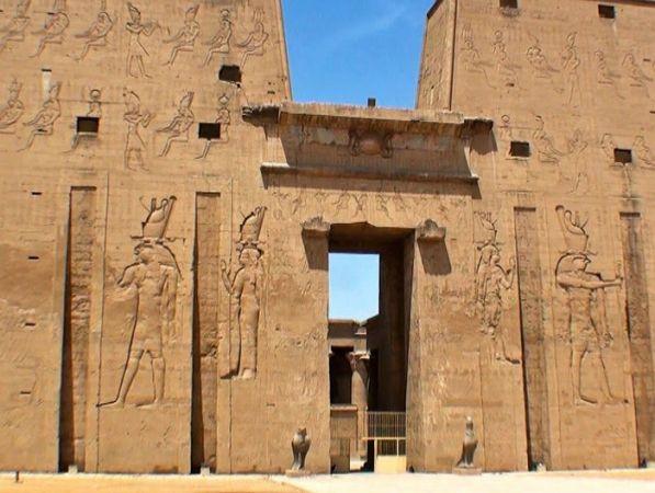 Horus Temple Budget Trips, Edfu, Aswan.