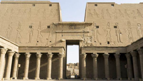 Horus Temple Discount Touring, Edfu, Aswan.