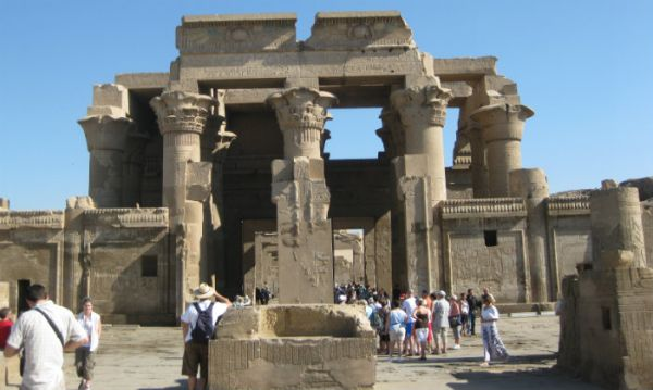 Kom Ombo Temple Discount Tours, Aswan, Egypt.
