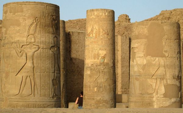 Kom Ombo Temple Low Cost Tripping, Aswan, Egypt.