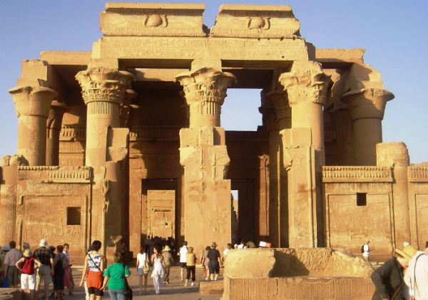 Sobek Temple Budget Trip, Kom Ombo, Aswan.