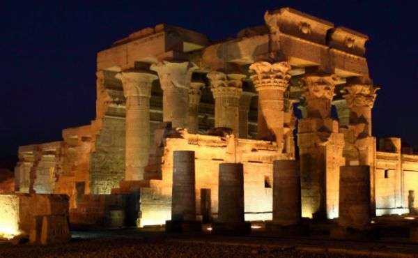 Sobek Temple Cheap Trips, Kom Ombo, Aswan.