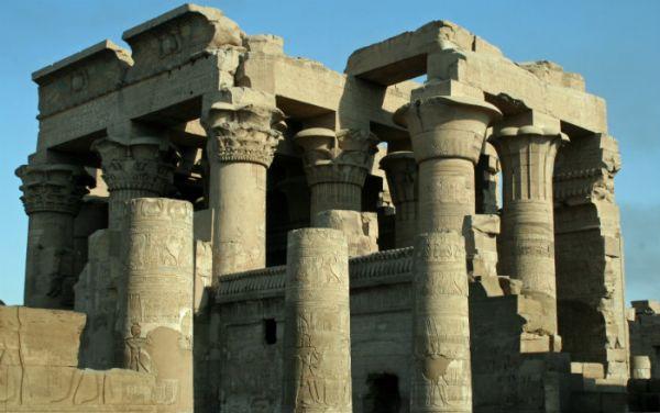 Sobek Temple Traveling, Kom Ombo, Aswan.