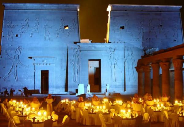 Philae Temple Tours, Aswan, Egypt.