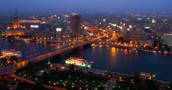 trip to Cairo Egypt