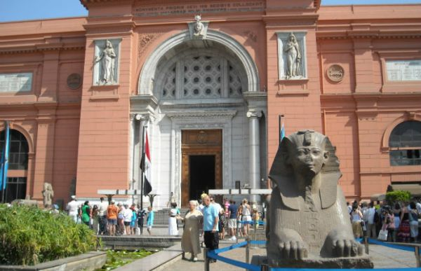 Egyptian Museum, Cairo Trippers, Egypt.