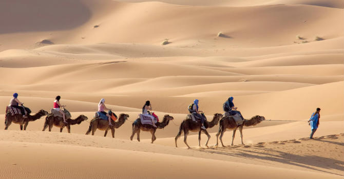 15 Days Morocco & Egypt Trip Packages