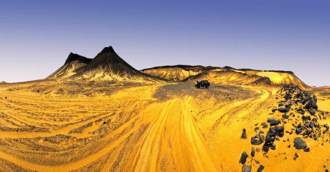 15 Days Nile & Desert Honeymoon Tour