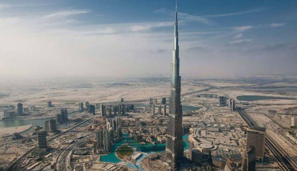 Dubai Budget Tripping, Emirates.