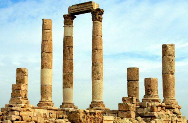 Amman Traveler, Jordan.