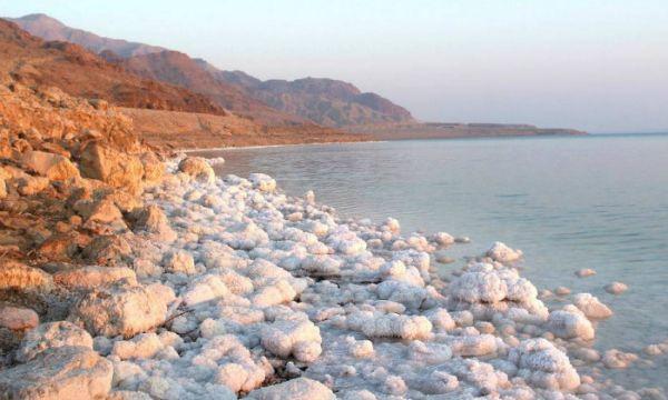 Dead Sea Budget Tripping, Jordan.