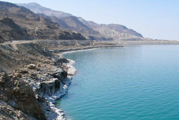 Dead Sea Cheap Tour, Jordan.