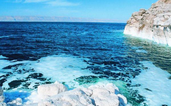 Dead Sea Low Cost Touring, Jordan.