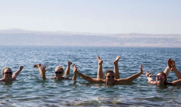 Group Tours to Dead Sea Jordan