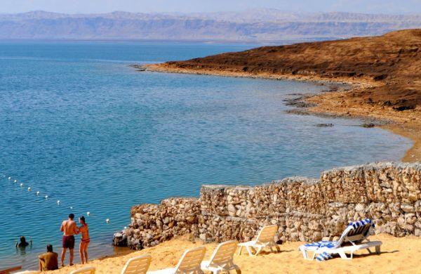 Short Break Vacations to Dead Sea Jordan