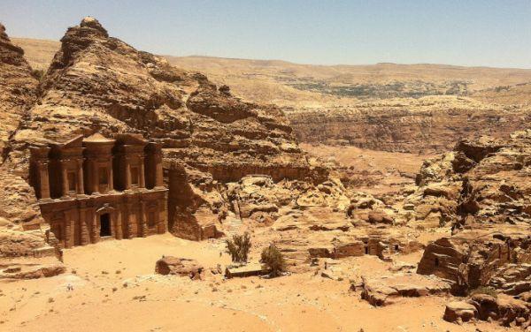 Petra Cheap Tour, Jordan.