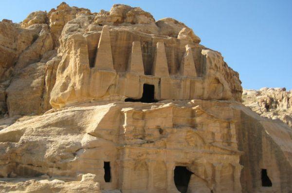 Petra Cheap Trip, Jordan.