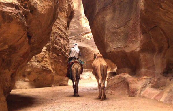 Petra Discount Touring, Jordan.