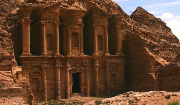 Petra Jordan Budget Layovers Excursions