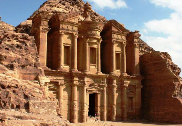 Short Break Vacations to Petra Jordan