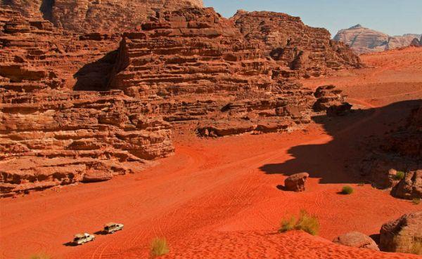 Discounted Trips to Wadi Rum Jordan