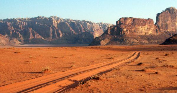 Short Break Vacations to Wadi Rum Jordan