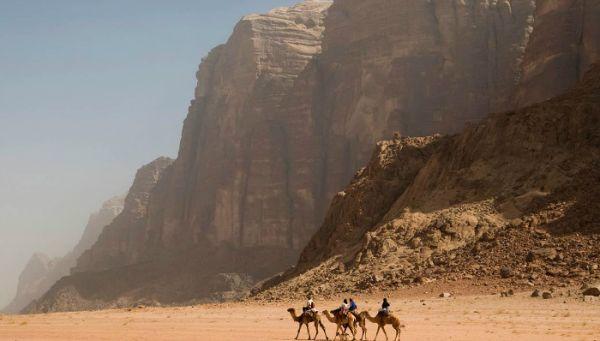 Wadi Rum Safaris Traveler, Jordan.