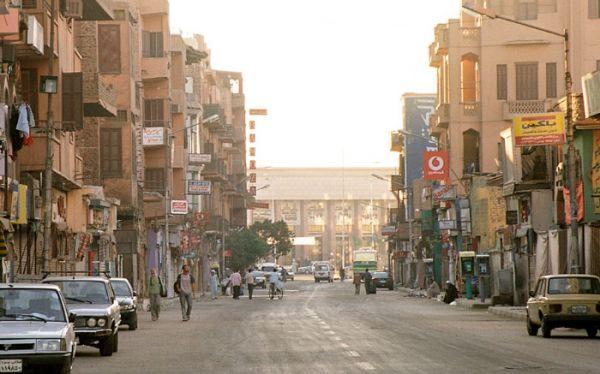 Travel to Luxor Egypt