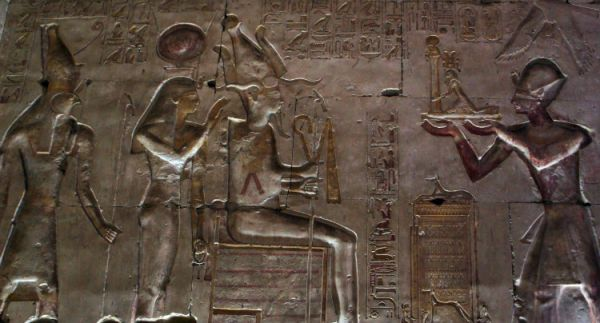 Abydos Temple, Luxor Discount Tours, Egypt.