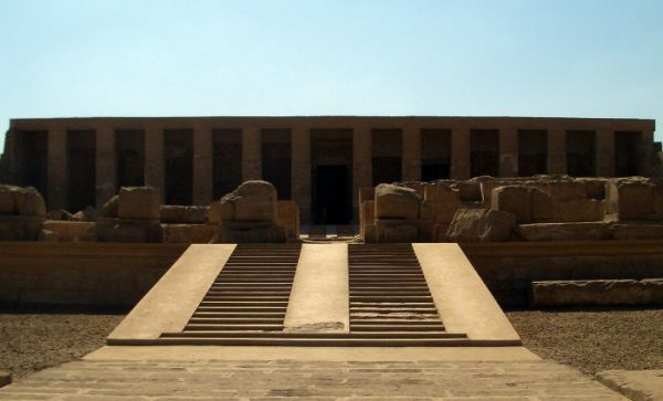 Seti Temple, Luxor Trippers, Egypt.
