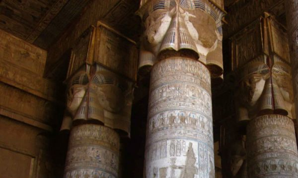 Hathor Temple, Luxor Trippers, Egypt.