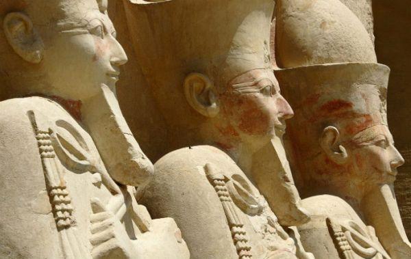 Hatshepsut Temple, Luxor Budget Tours, Egypt.