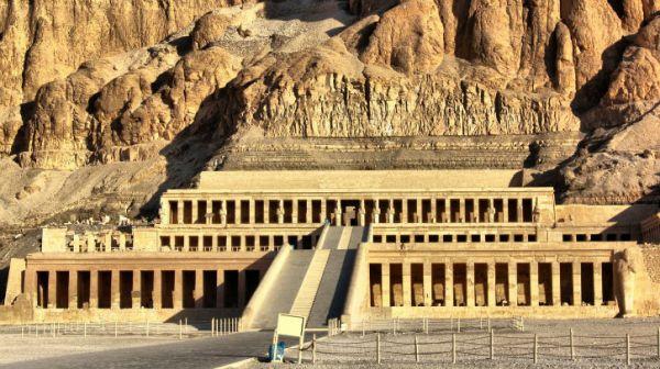 Hatshepsut Temple, Luxor Discount Tripping, Egypt.