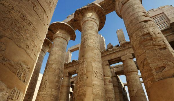Karnak Temples, Luxor Trippers, Egypt.