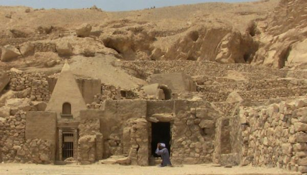 Valley of Kings, Budget Luxor Tours, Egypt.