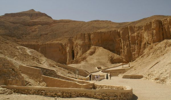 Valley of Kings, Discount Luxor Tour, Egypt.
