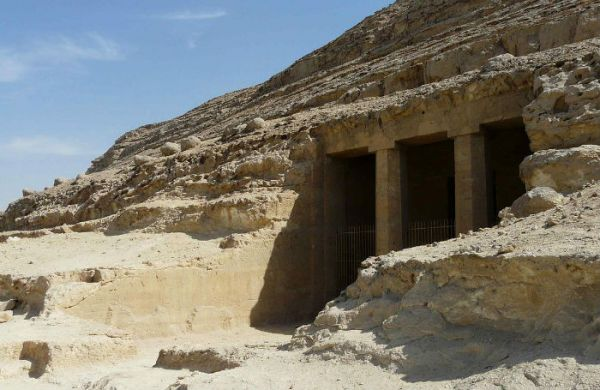 Bani Hassan Tombs, El Minya Discount Tours.