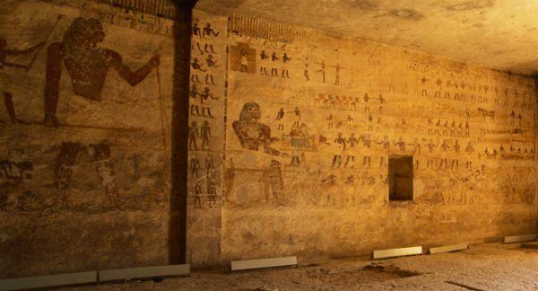 Bani Hassan Tombs, El Minya Trippers.