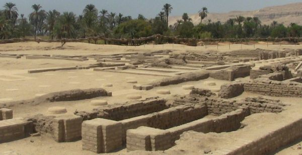 Amarna, El Minya Cheap Tours, Egypt.